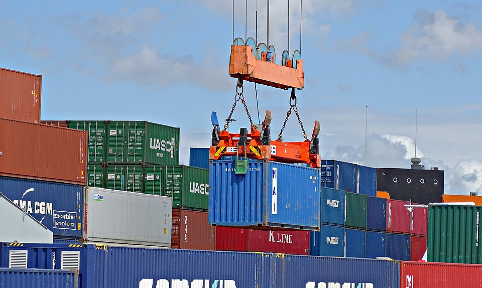 sea freight import and export freight forwarder